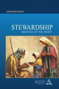 Stewardship companion book to the Adult Bible Study Guide