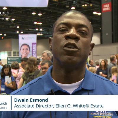 Dwain Esmond